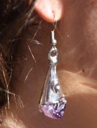 Alpaca Earrings by Nilson