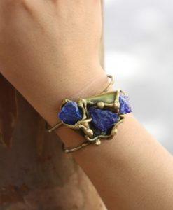 Brass Bracelets by Nilson