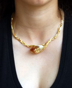 Nilson Gold Plated Necklaces