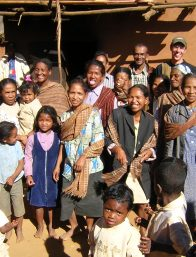 Women of Soatanana, Madagascar
