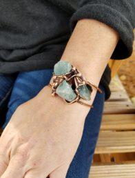 Copper Bracelets by Nilson
