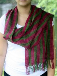Scarves from Madagascar